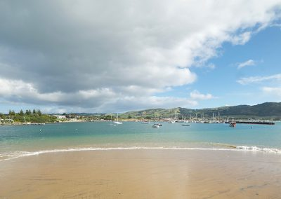 Fisheye9 - Great Ocean Road accommodation. Apollo Bay beach.