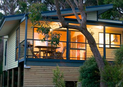 Fisheye9 - Great Ocean Road accommodation. Property exterior.